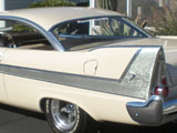 1958 Plymouth Fury 2 Door Hardtop