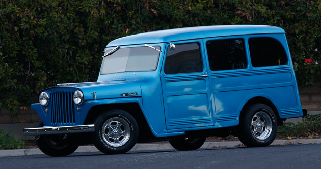 1947 Willys wagon