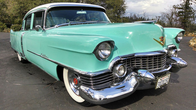 1954 Cadillac Fleetwood Sixty Special