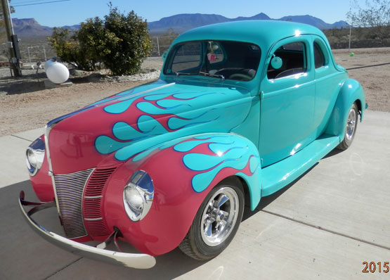 1940 ford 2 door deluxe coupe for 1940 ford deluxe two door business coupe