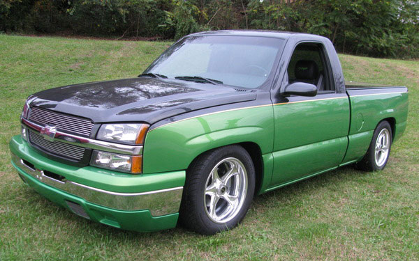 2003 GMC Sierra HR Pickup