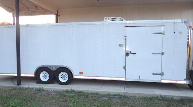 2003 Pace Shadow GT Trailer