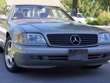 1999 Mercedes SL500 Convertible