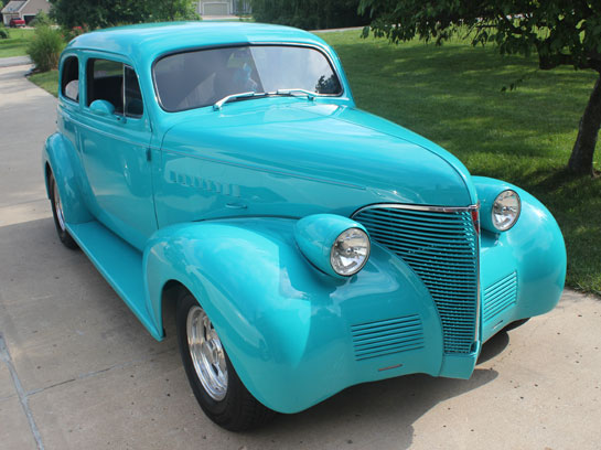1939 chevy custom 2 door sedan for 1939 chevy 2 door