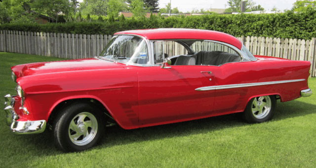 Bel Air Nissan Service >> 57 Chevy For Sale By Owner.html | Autos Weblog