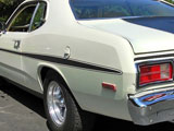 1974 Plymouth Duster 2Dr Fastback