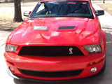2009 Shelby GT500 Convertible