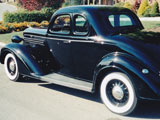 1936 Dodge 5-W Business Coupe