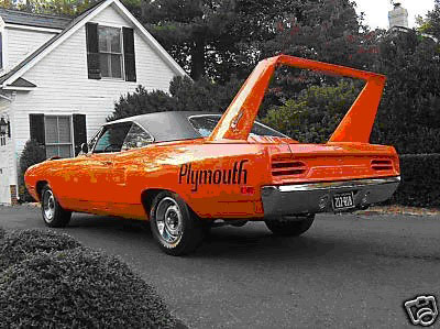 plymouth superbird for sale