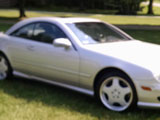2001 Mercedes Benz CL600