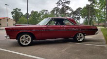 1965 Plymouth  Belvedere II Satellite