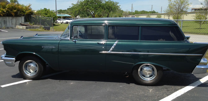 1957 chevy wagon 2 door for 1957 chevy two door wagon