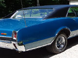 1967 Olds 442 Cutlass Supreme
