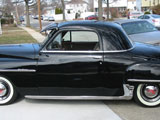 1950 Plymouth Deluxe Business Coupe