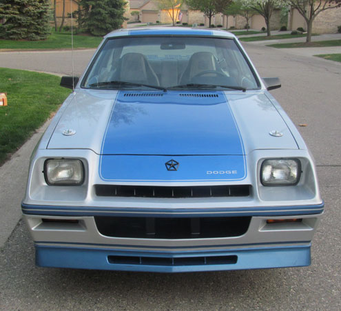 1983 Dodge Shelby   Charger