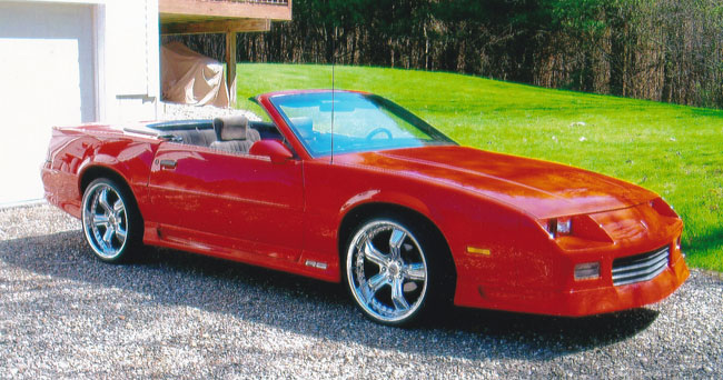 1991 camaro rs convertible cars on line com classic cars for sale 1991 camaro rs convertible cars on