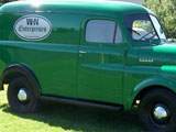 1949 Dodge 1/2-Ton Panel Delivery