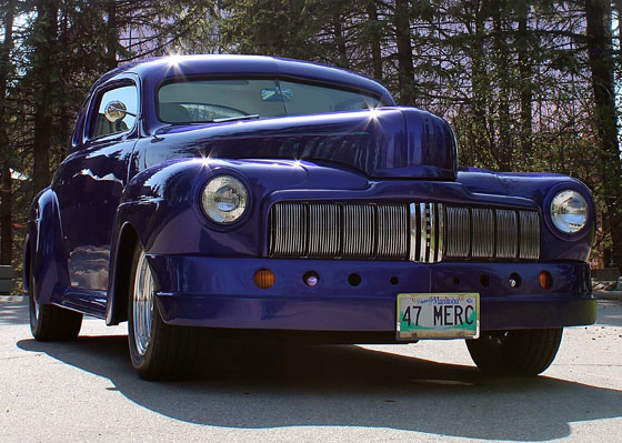 1947 Mercury Business Coupe