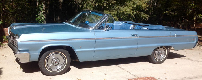 Am moreover Side Profile Web furthermore Dt besides Impalla Ss Convertible moreover . on 1964 chevy impala exhaust system