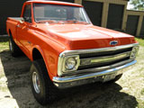 1969 Chevy C-10  Pickup