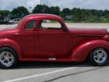 1938 Plymouth 5-Window Coupe