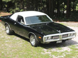 1973 Dodge Charger SE Brougham