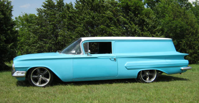 1960 Chev Sedan Delivery For Sale.html | Autos Post