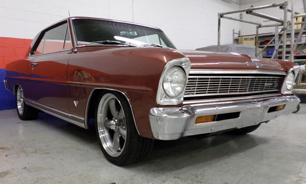 1966 Chevy II SS