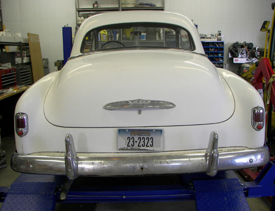 1952 chevy 2 door business coupe for 1952 chevy 2 door sedan
