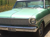 1963 Chevy II 2 Door