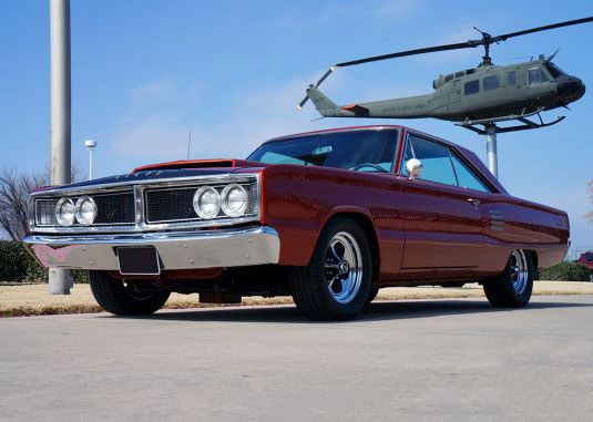 1966 Dodge Coronet 500 Coupe