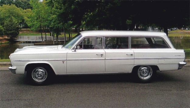 1963 Olds Cutlass F-85 Station Wagon