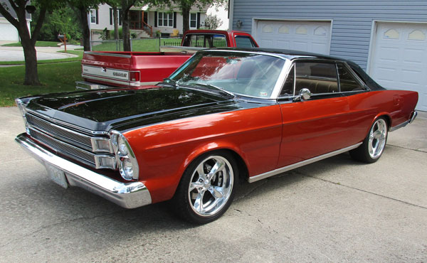 1966 ford galaxie 500 ltd fastback. Cars Review. Best American Auto & Cars Review