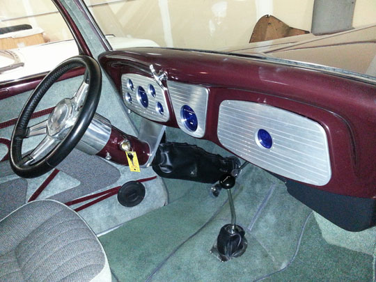 1934 ford 3 window coupe for Precision motor cars branford ct