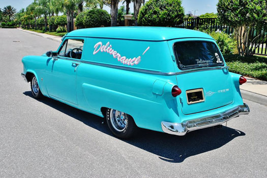 Classic Car Loans >> 1954 Ford Sedan Delivery
