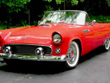1955 Ford T-Bird Roadster
