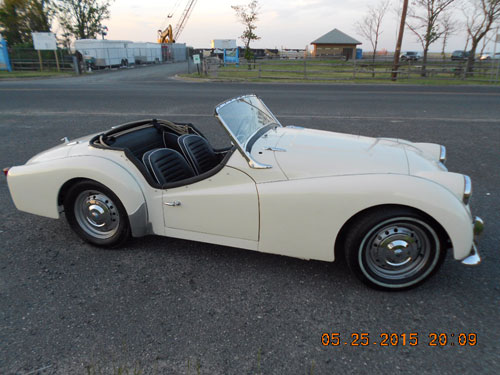 1963 Triumph TR3B | Cars On Line com | Classic Cars For Sale