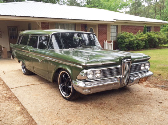 1959 Edsel Villager Wagon