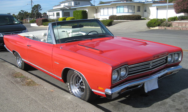 1969 Plymouth Satellite GTX/RoadRunner