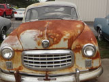 1949 Nash 600 Project
