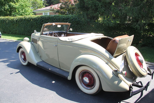 1935 ford cabriolet for For sale on line