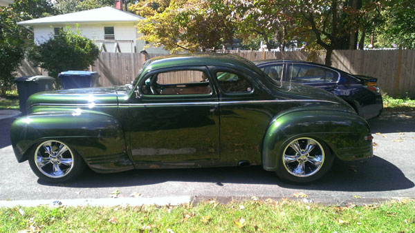 1941 Plymouth Coupe Street Rod