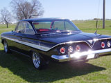 1961 Chevy Impala Bubble Top