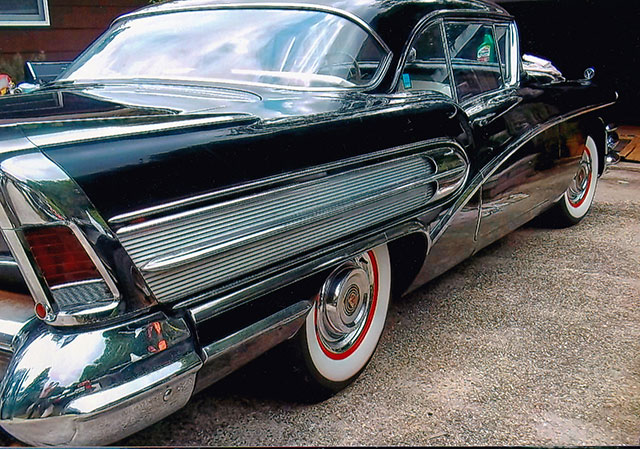 1958 Buick Special 2-Dr