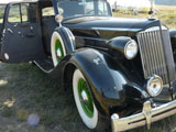 1936 Packard 1401 Club Sedan
