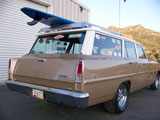 1966 Chevy II Station Wagon