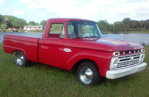 ford f100 repair manual free download