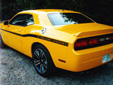 2012 Dodge Challenger SRT