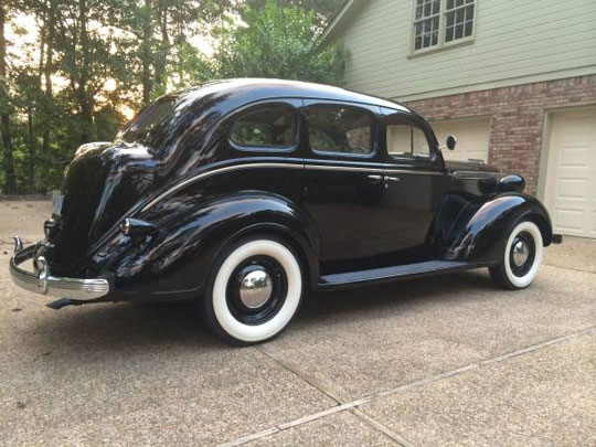 1937 Chrysler Royal 4 Door Sedan