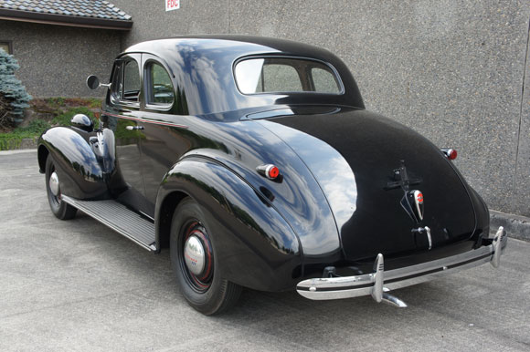 1939 Chevy Master Deluxe Business Coupe